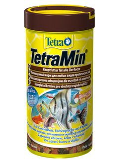 TetraMin 1 л ТетраМин Корм для здоровой жизни всех видов тропических рыб